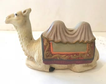 The Camel Nativity figurine