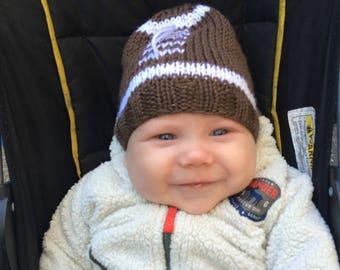 Baby Football Hat