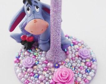 Disney's Eeyore glass