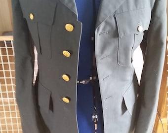 Vintage Staff Sargent Army Coat