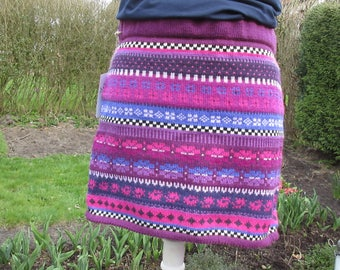 Knit skirt Lille Gr. m