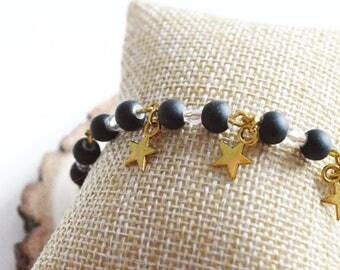 """Bracelet """"Bead Star Gold"""""""