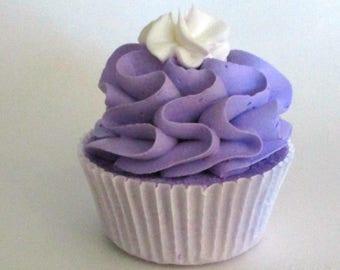 Lavender Chamomile Cupcake Bath Bomb