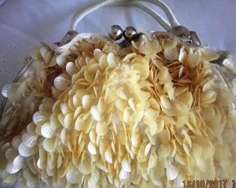 Vintage Butler and Wilson Evening Handbag made with real shells