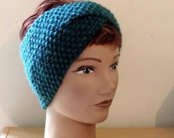 Headband / earmuffs, warm and cozy