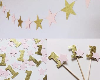 Twinkle Twinkle Little Star mini party in a box