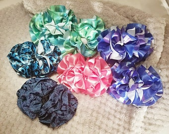 Wavy hairbows