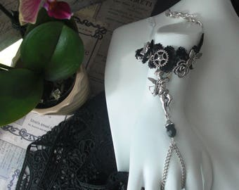 A little love on Black Lace steampunk