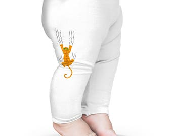 Cat Claws Baby Funny Leggings Trousers