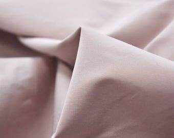 Thick cotton fabric