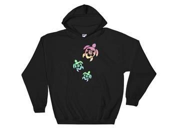Turtle Hoodie, Turtle Hoodies, Turtle Sweatshirt. Turtle Sweater, Turtle Clothes, Turtle Clothing, Turtle Gifts, Turtle Gifts For Him