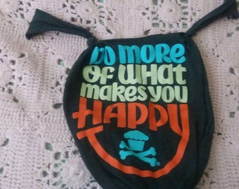 Johnny Cupcake Upcycled Farmer's Market Bag