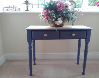 Hall table Etsy