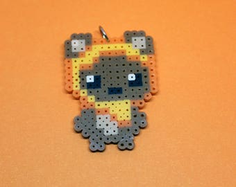 Ewok - Star Wars - Mini Perler Beads
