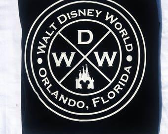Disney Wdw Cross Tee