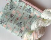 Spring Bee Kit Collaboration - Birch Grove and Akara Yarns