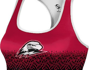 ProSphere Women's Southern Utah University Drip Sports Bra (SUU)