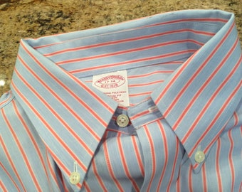 Large Brooks Brothers UNISEX Dress Shirt - Brand New WITH TAGS- small