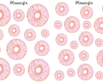 Sprinkle Donuts. Stickers