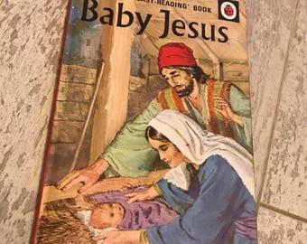 "Vintage ladybird book ""Baby Jesus"""