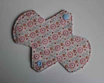"6.75"" liner, reusable cloth pantyliner - jenny 2"