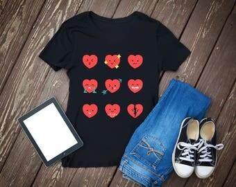 Heart shirt - valentines day shirt-valentines shirt-love shirt-valentine shirt-heart-heart tshirt-heart t-shirt-human heart