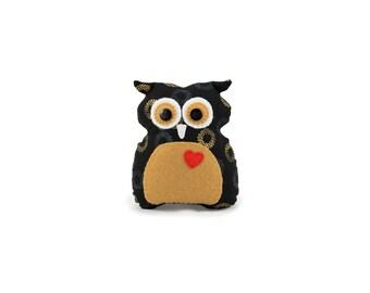 Owl Cushion Armand Junior