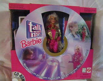 "1997 ""Talk with Me"" Barbie"