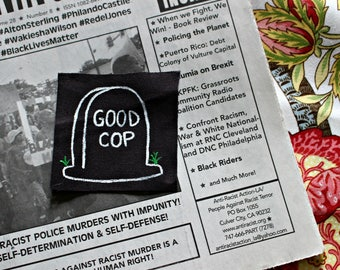 The only good cop is a dead one patch