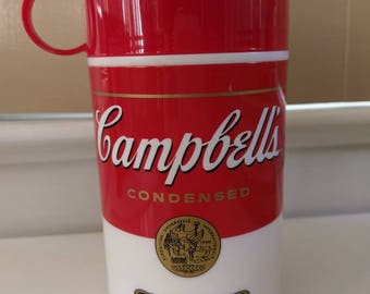 Campbell's Soup Can - Tainer
