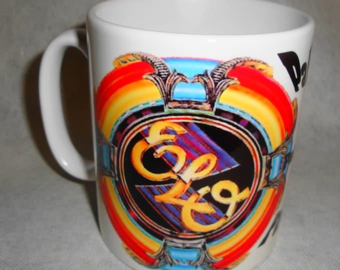 Personalised Classic ELO Mug