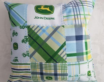 john deere pillow-tractor pillow-john deere pillow for baby-john deere nursery-john deere baby boy gift/john deere for baby boy