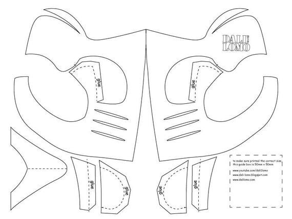 Mortal kombat x scorpion pdf template pronofoot35fo Gallery