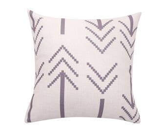 Arrow decorative pillow cover Tribal throw pillow covers Modern pillow case Arrow cool twill cushion cover Sofa home decor 18x18 20x20 22x22