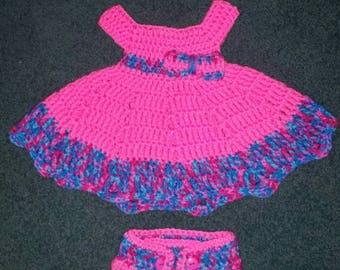 Infant Dress Photo Prop
