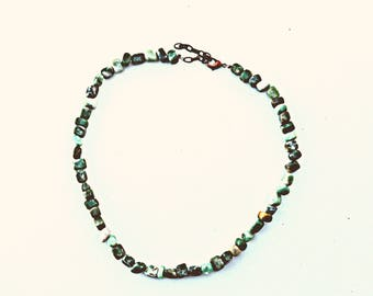 Jade Chocker Necklace
