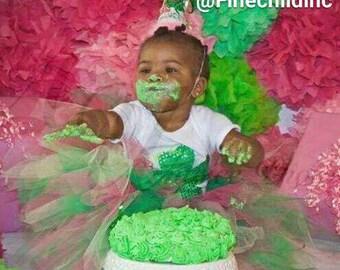 St.Patrick's Day Tutu Set