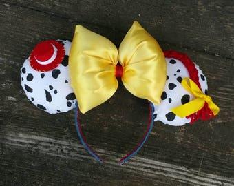 Toy story Jesse Disney ears Mickey ears