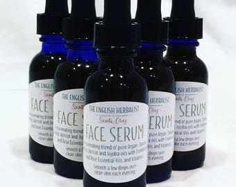 The English Herbalist Face Serum