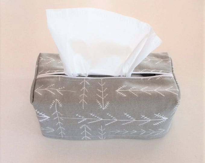 Tissue Box Cover Home Decor, Housewarming Gift ,