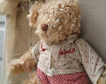 Kids Toy Teddy bear - room Deco frame