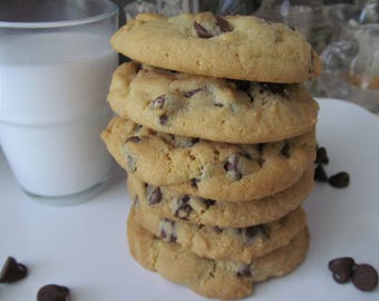 The Worlds Best Chocolate Chip Cookies
