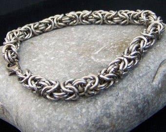 Byzantine Bracelet - 16ga