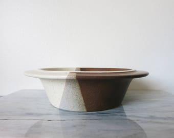 Vintage Fabrik Agate Pass Serving Dish, Jim McBride Stoneware Dinnerware, Ceramic Dinnerware, Dinnerware Set, Pottery, Pottery Bowl, Retro
