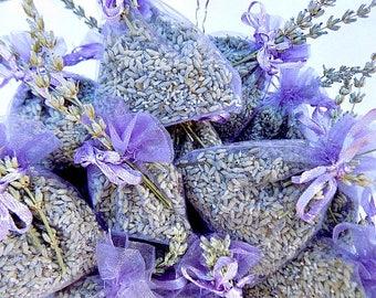 20 Lavender Sachets, Personalized Bridal Shower Favors, Baby Shower Favor, Event Favor, Sachet Favors, Bridal Shower, Personalized Favors