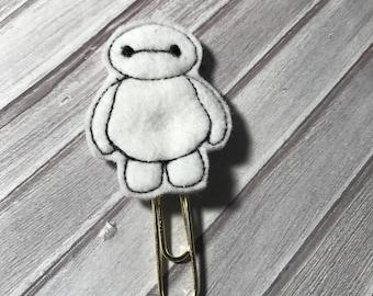 Bay paper clip, planner clip, max paper clip, planner paperclip, planner accessory, Bay bookmark