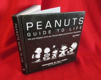 Peanuts Guide To Life, Hallmark Gift Book