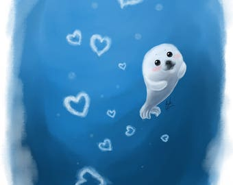 Love, From Baby Seal