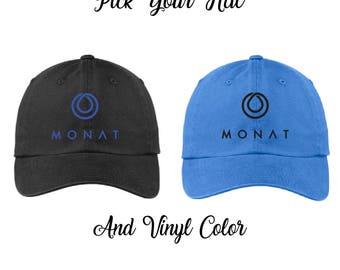 Monat Hat, Monat Cap, Monat Hat, Monat Clothing