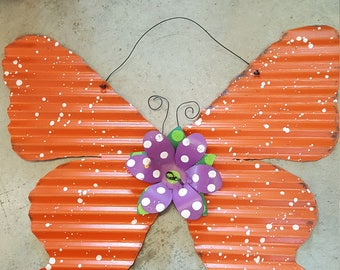 Tin Butterfly